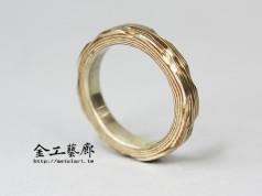 木目金❜指輪⑳