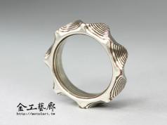 木目金❜指輪⑮
