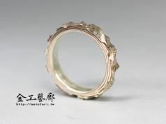 木目金❜指輪⑪