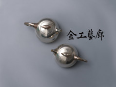 愔Ⅰ  銀壺