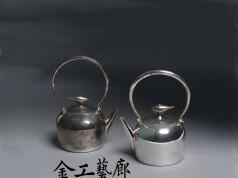 沐Ⅱ  銀壺