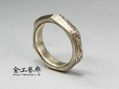 木目金❜指輪⑫