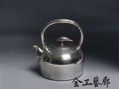 悅Ⅱ  銀壺