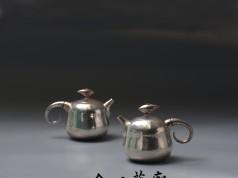 愔Ⅱ  銀壺